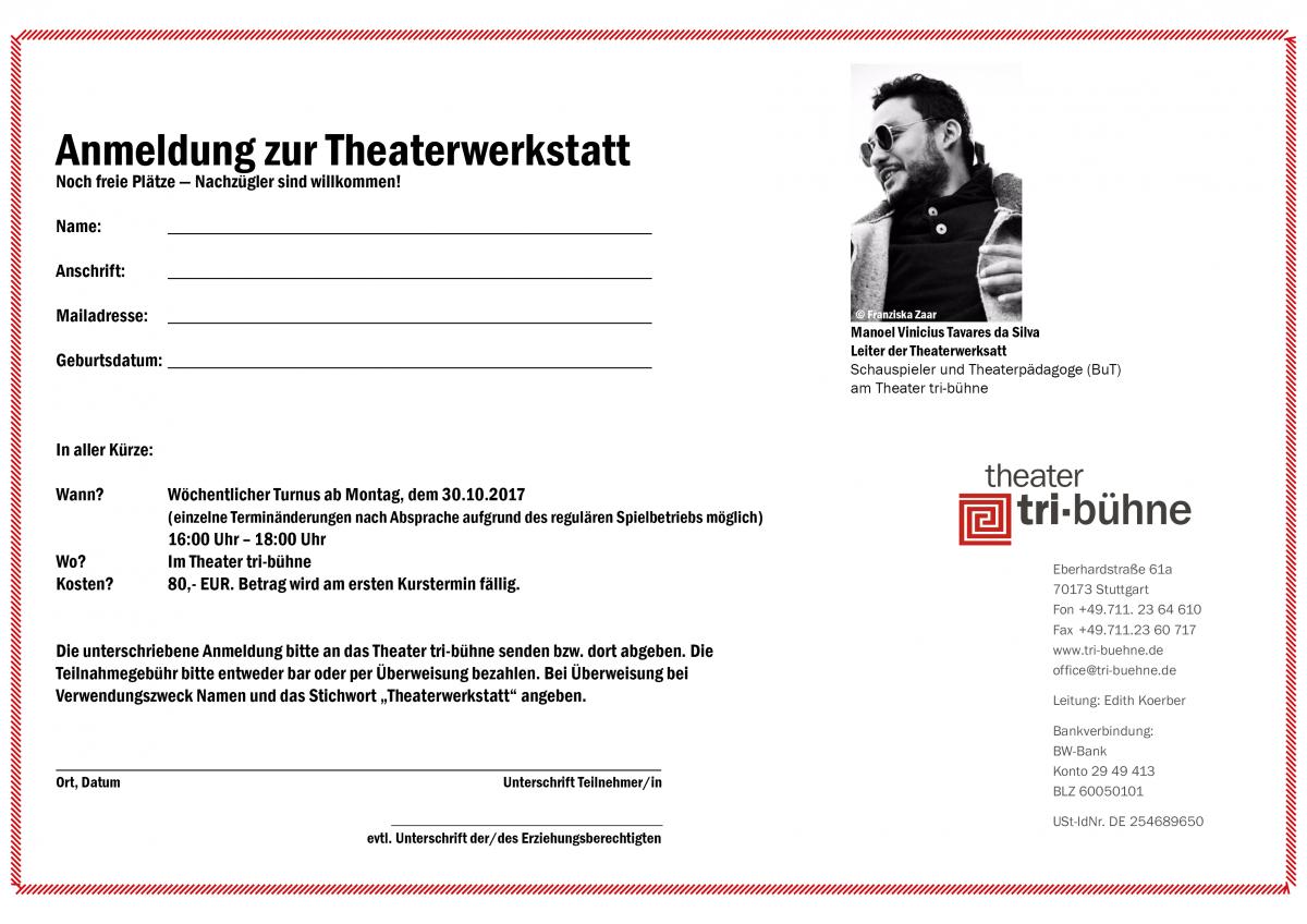 Theater Tri Bühne Stuttgart