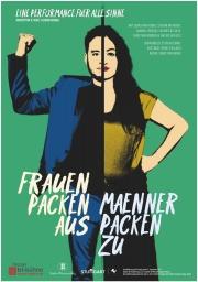 Plakat zu 'Frauen packen aus'