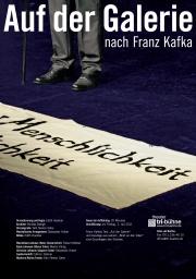Plakat zu 'Auf der Galerie'