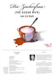 Plakat zu 'Die Zuckerfrau'