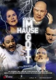 Plakat zu 'Krach im Hause Gott'