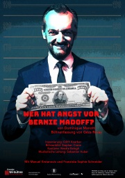 Plakat zu 'Madoff'