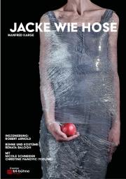 Plakat zu 'Jacke wie Hose'