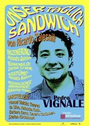 Plakat zu 'Unser täglich Sandwich'